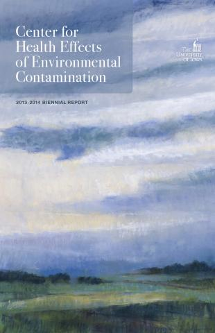 Cover of the CHEEC 2013-2014 biennial report
