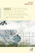 Cover of the CHEEC 2011-2012 biennial report